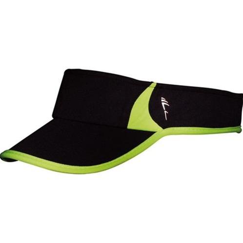 14fb740536d7b Visera deportiva elástica personalizable y ajustable por la parte trasera.  100% Poliester